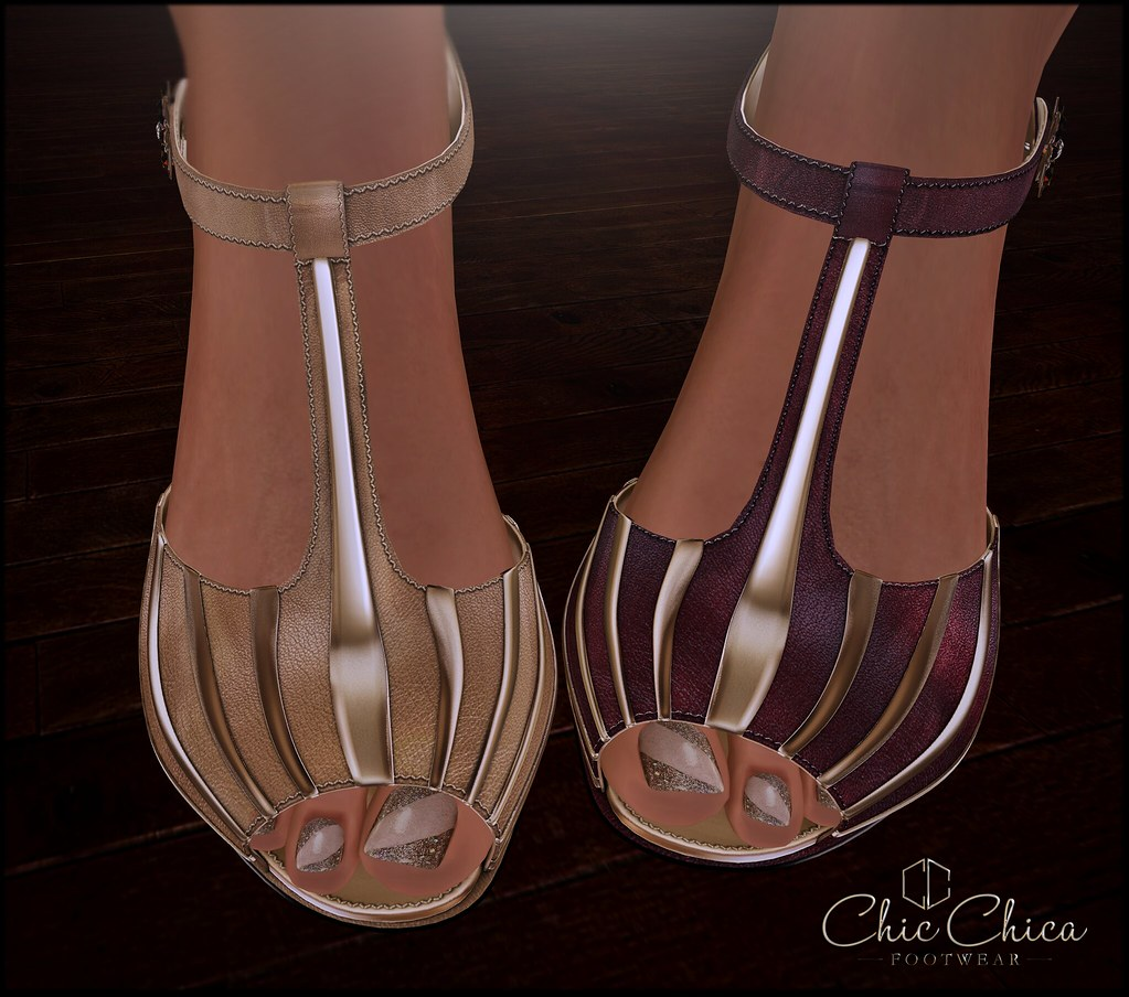 Senira Flappers by ChicChica @ Shiny Shabby soon
