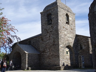 Iglesia Santuario de Santa María La Real.