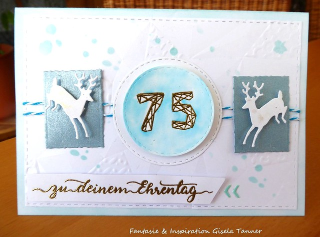 Geburtstagskarte für Ihn