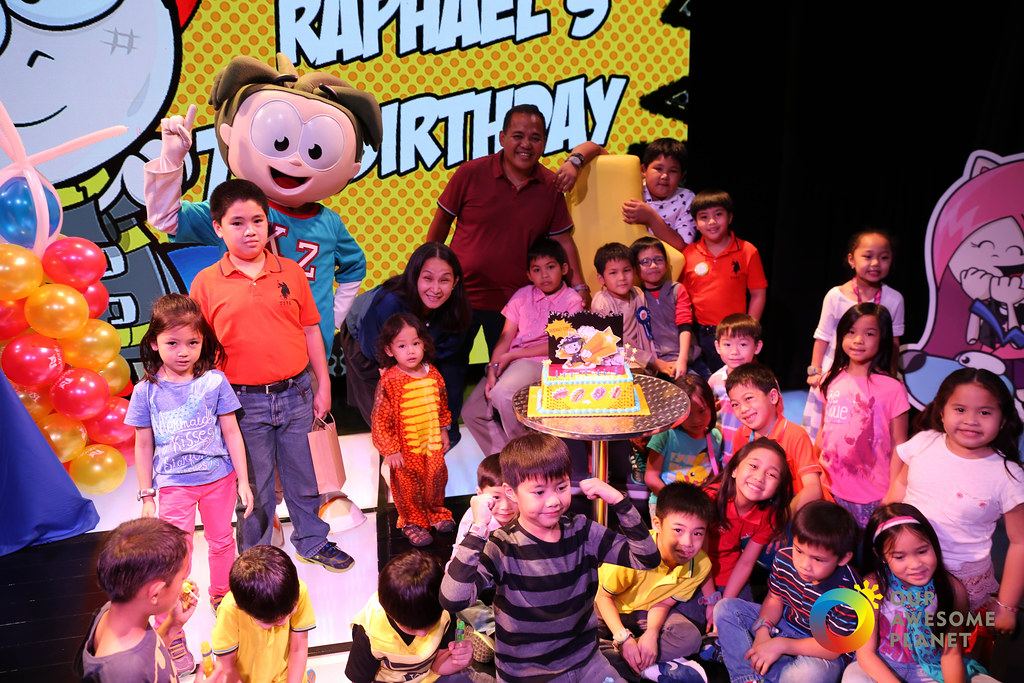 KidZania Raphael's 7th Birthday Party-54.jpg