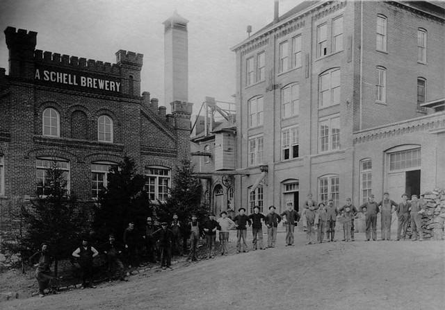 Schell-brewery-1879