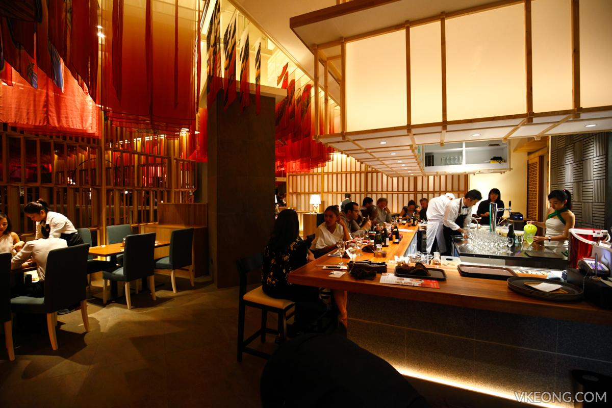 Hakata Mizutaki Toriden Restaurant KL Isetan Japan Store