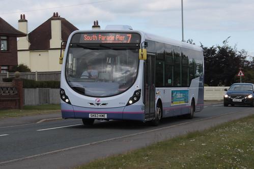 First Hampshie & Dorset 47418 SK63KME