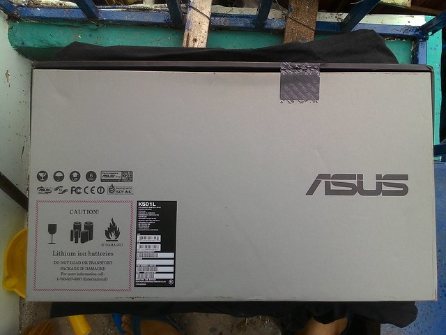 [Khui hộp] Asus K501L - Laptop tầm trung thiết kế đẹp cấu hình cao - 77129