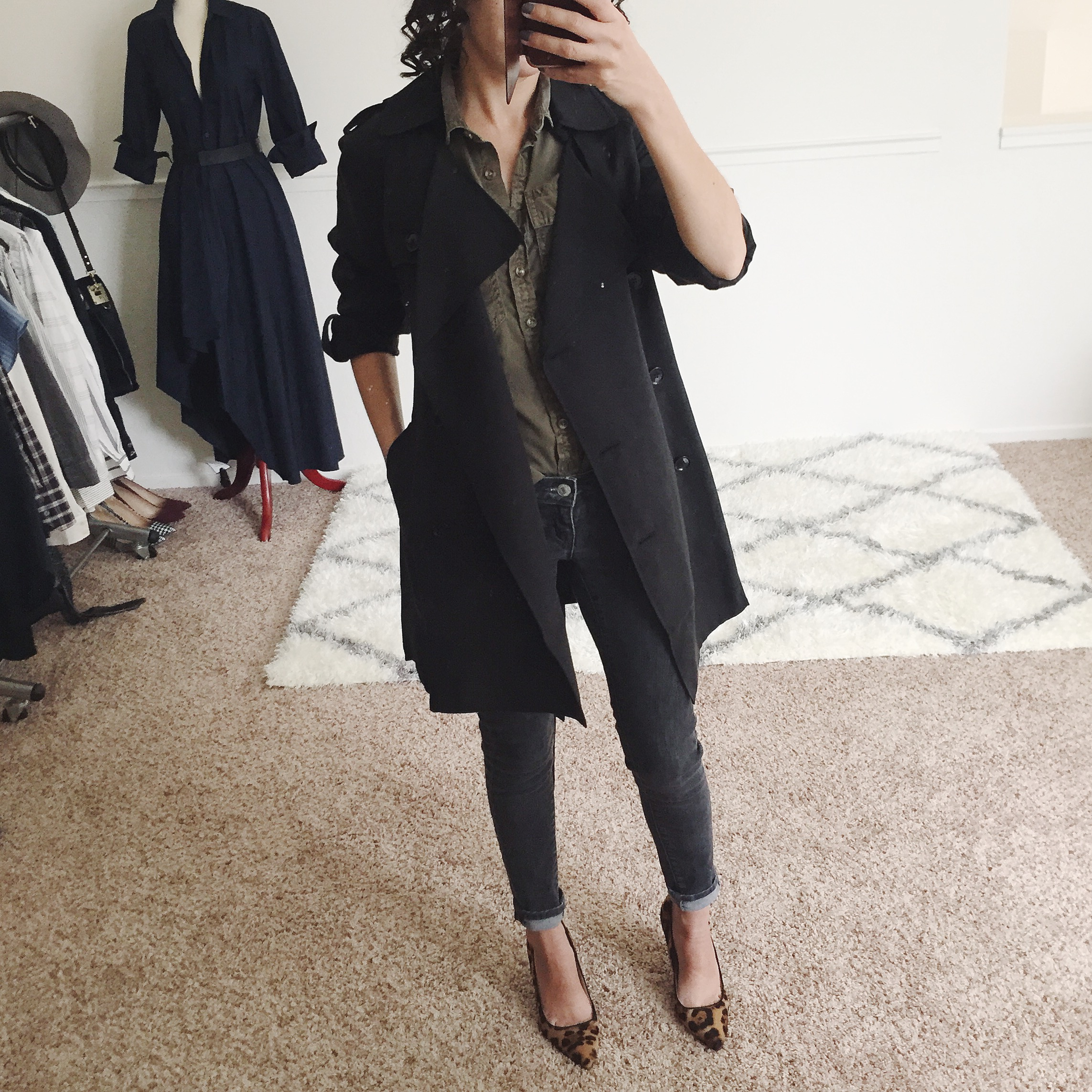Fit Review Friday – Banana Republic Summer Items