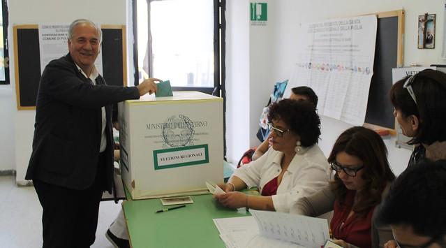 simone di giorgio elezioni regionali puglia 2015