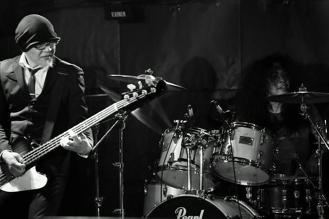 熊のジョン live at Outbreak, Tokyo, 08 Jun 2015. 220