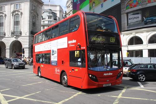Metroline TEH1240 BL61BLX