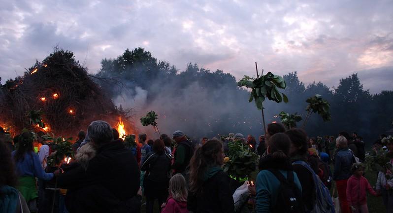 The fire II