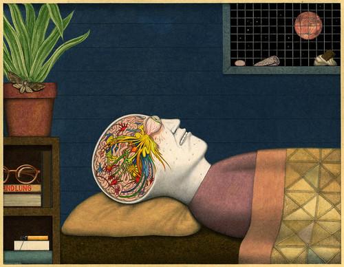 David Jien, My mind playing tricks on me, 2014