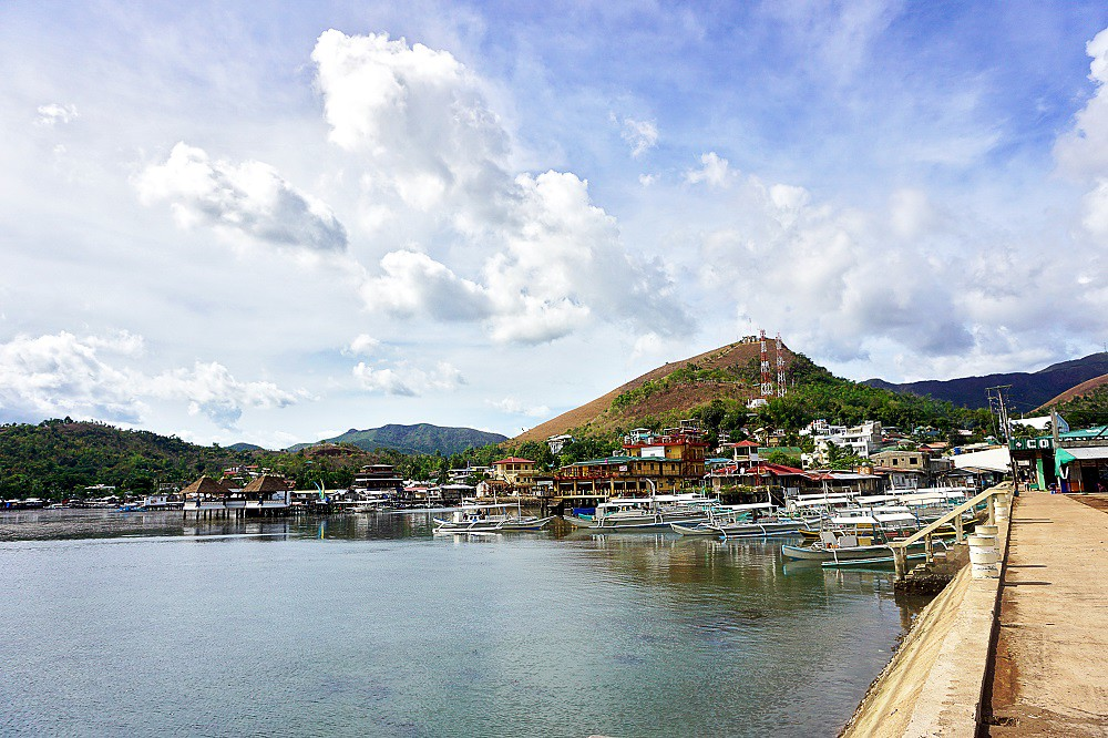 The Port of Coron, Palawan - thedailyposh
