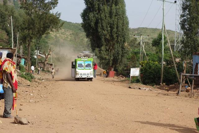 Ruas de Gorogora, Etiópia
