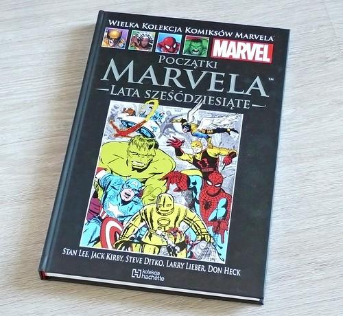 Wielka Kolekcja Komiksów Marvela 68 Początki Marvela Lata Sześćdziesiąte