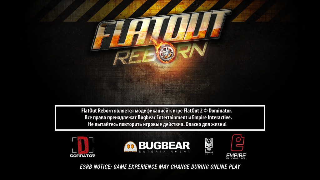 Flatout: trilogy (2004-2008) torrent download for pc.