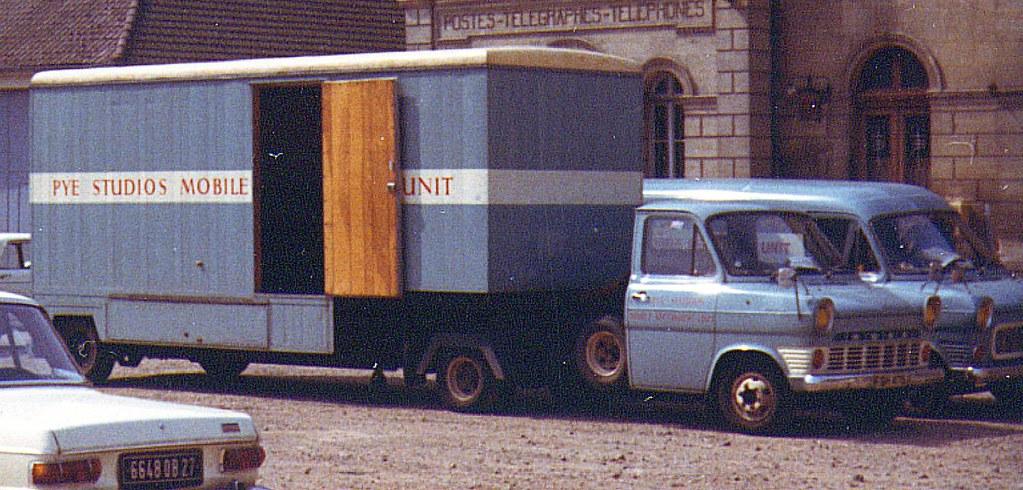 Pye Mobile Unit