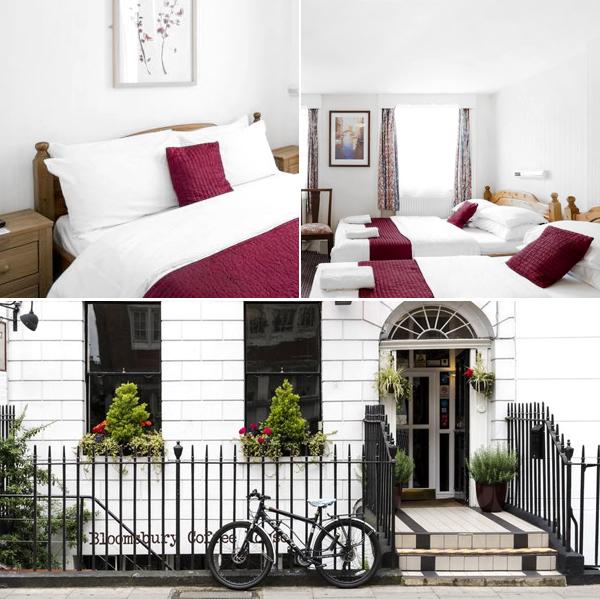 St Athans Hotel es una de los mejores alojamientos donde dormir en Londres