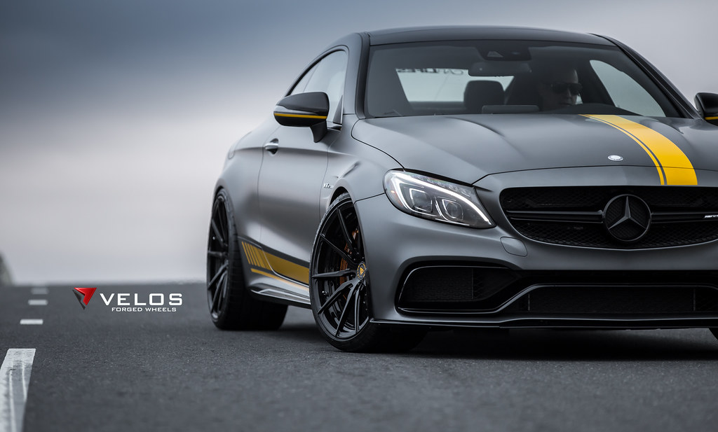 mercedes amg coupe edition 1 full photoshoot velos s10 forged wheels forums. Black Bedroom Furniture Sets. Home Design Ideas