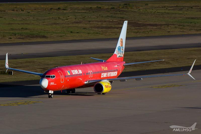 TUIfly - B738 - D-AHFZ (2)