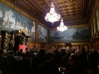 Neujahrsempfang der SPD Bürgerschaftsfraktion 2017