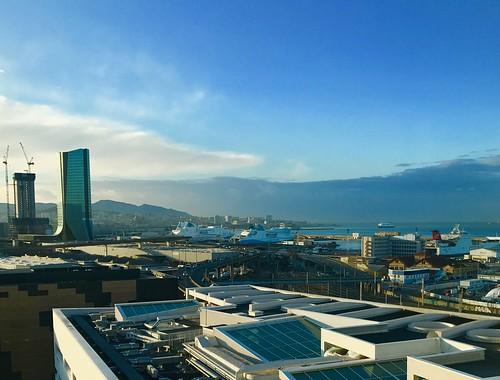 Rade de Marseille - Le Port et le quartier EuroMed