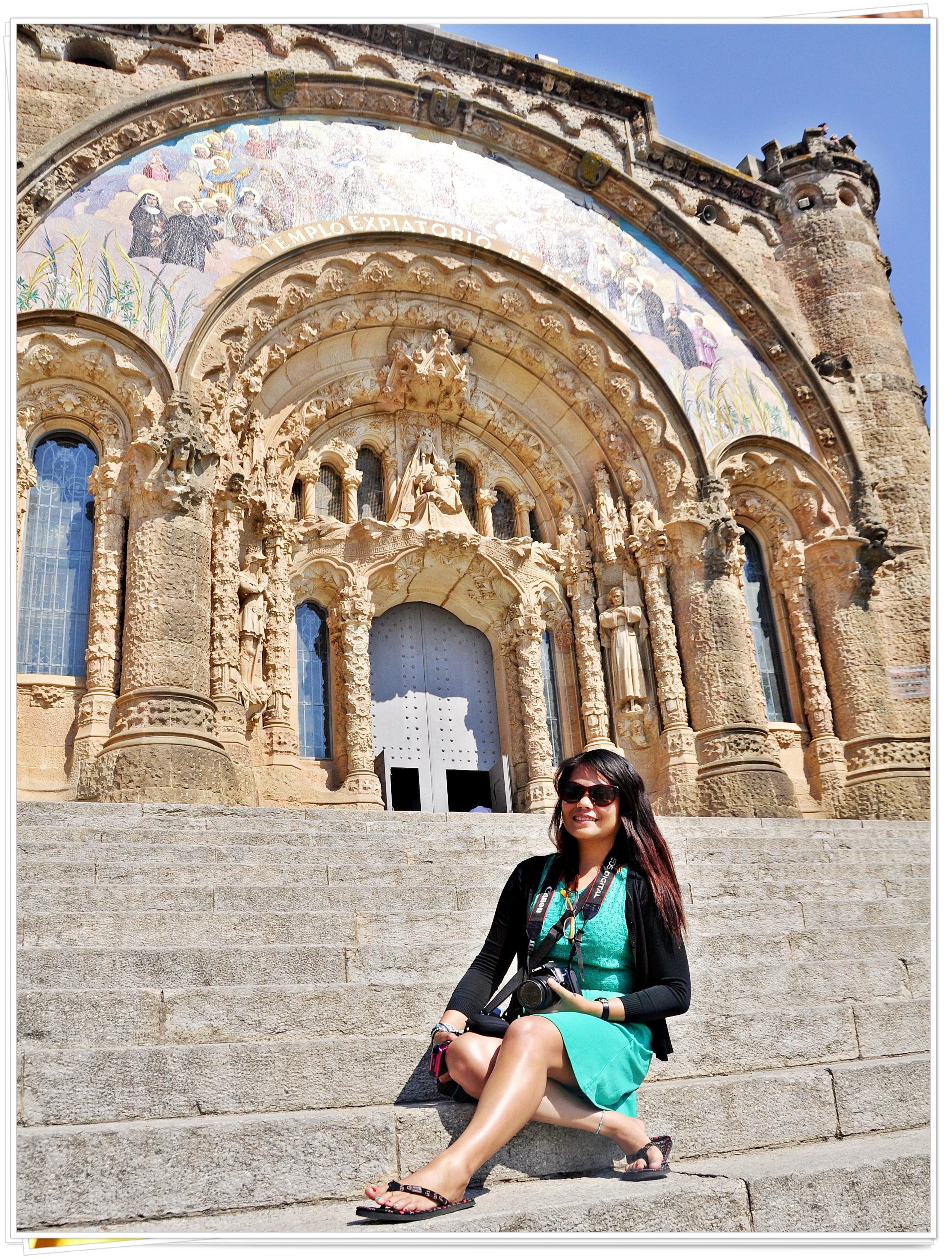 Temple Expiatori del Sagrat Cor, Tibidabo - Barcelona, Spain 2013