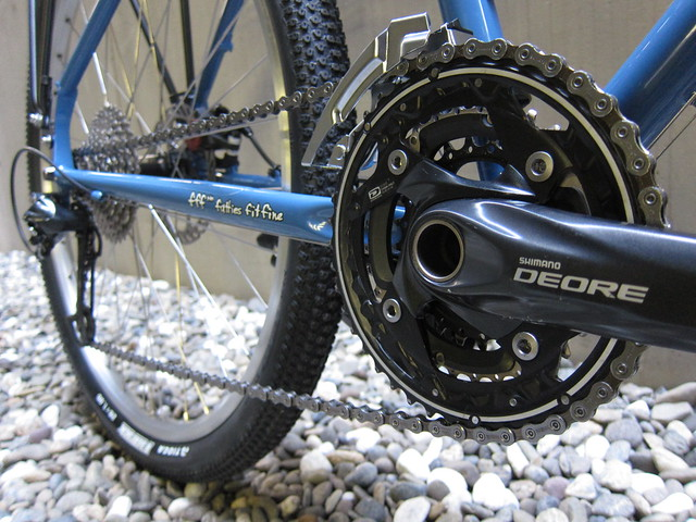 SURLY Disc Trucker Flat Custom Crank