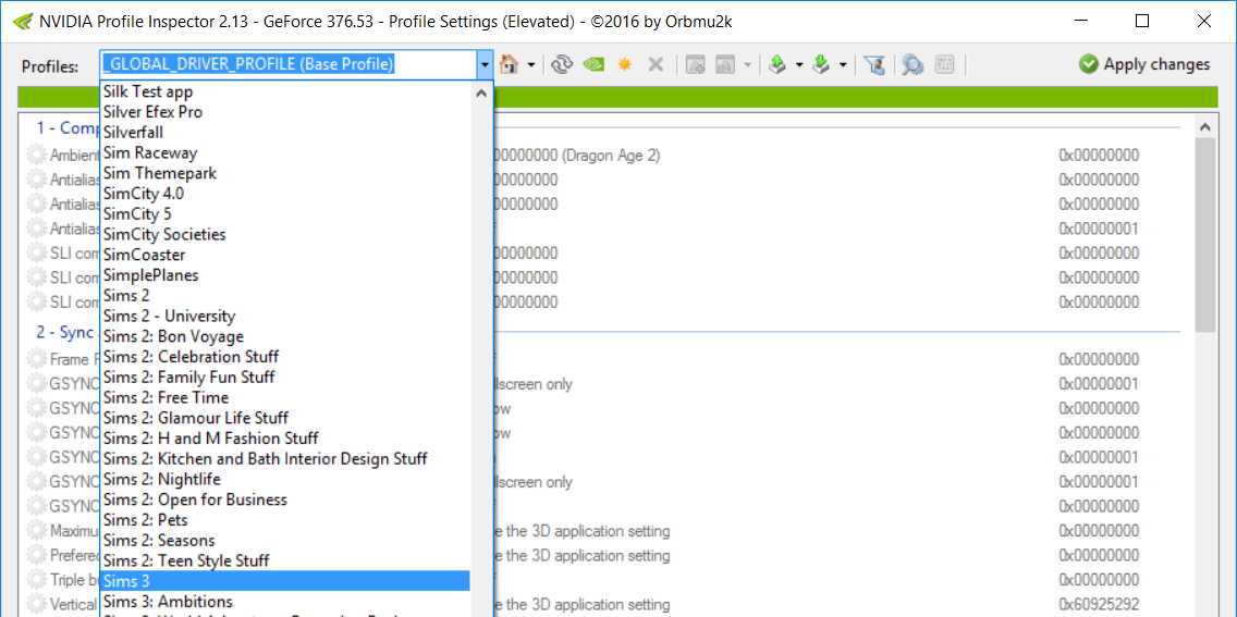 nvidia inspector equivalent for amd
