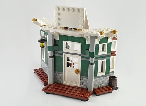 LEGO The Lone Ranger 79109 Colby City Showdown 12