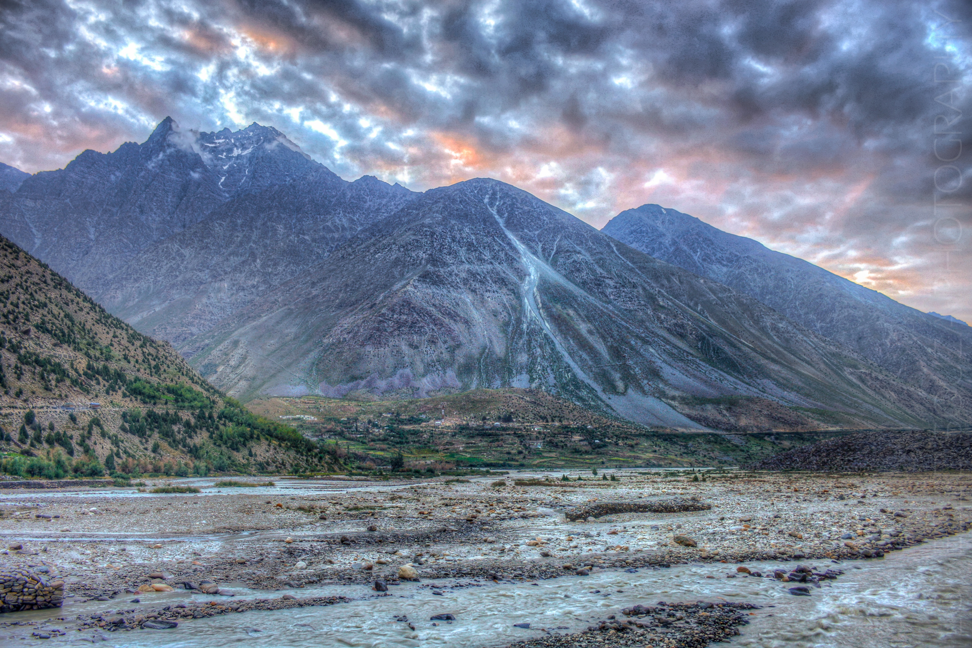Dawn at Sarchu
