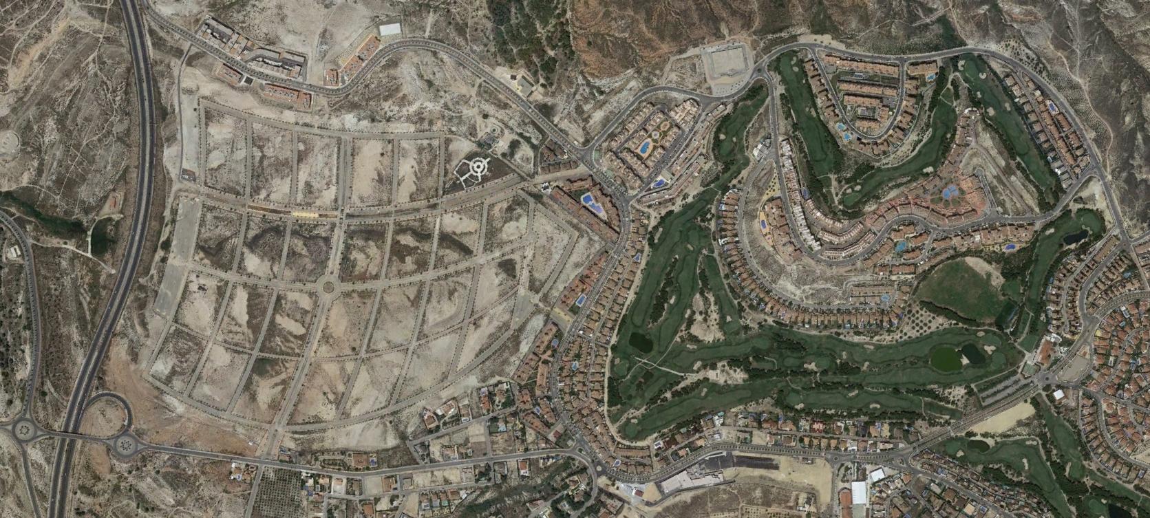 altorreal, murcia, highroyal, después, urbanismo, planeamiento, urbano, desastre, urbanístico, construcción, rotondas, carretera