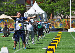 TO2015 Pan Am Games - archery, July 16 | by Richard Wintle