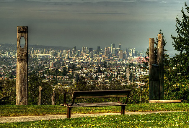 Have a seat and enjoy the view!