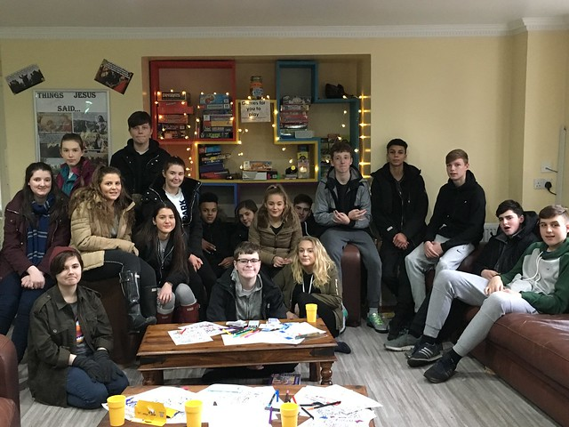 Year 11 Spiritual Retreat January 2017