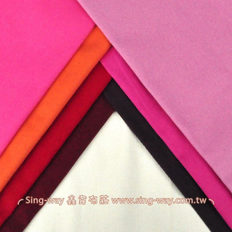 2C590035 粉紫色系 素面棉質酒袋布 帆布 3尺8