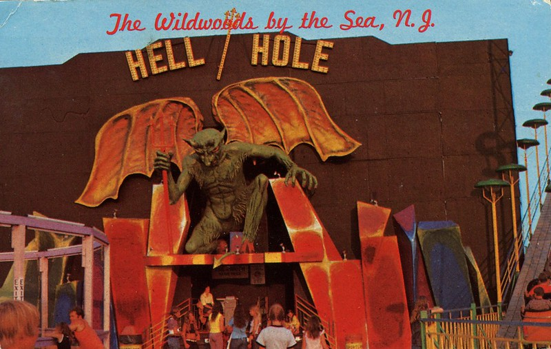 Hell Hole, Wildwoods By The Sea, NJ