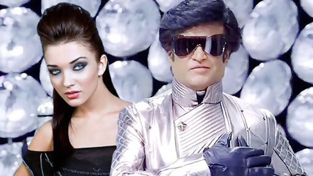 """ROBOT 2 Trailer 2016 Rajinikanth Akshay Kumar Amy Jackson"