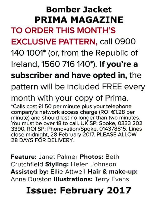 Prima Magazine - Pattern, Feb 2017 (04)