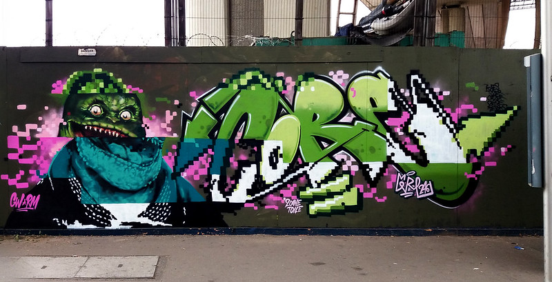 Core246_London_Graffiti_Glitch