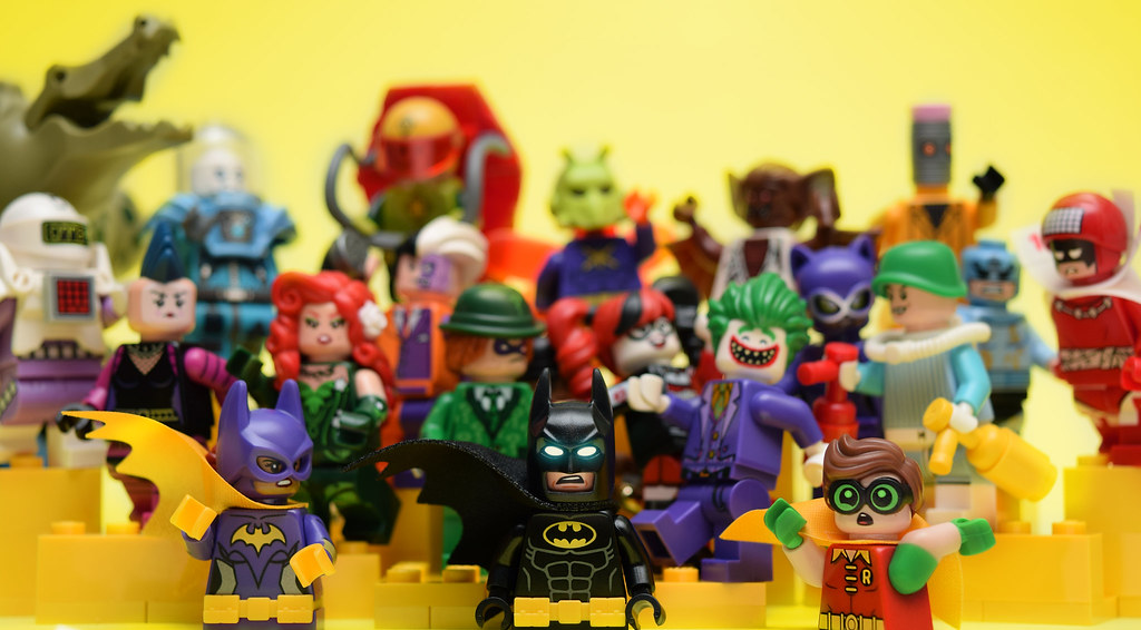 The Lego Batman Movie | All right don't freak out! There's n… | Flickr