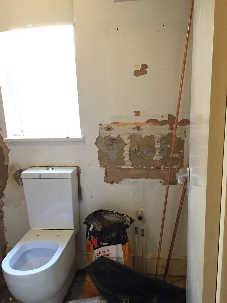 Victorian flat bathroom refurbishment