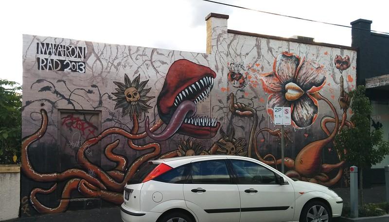 Street art, Yarraville