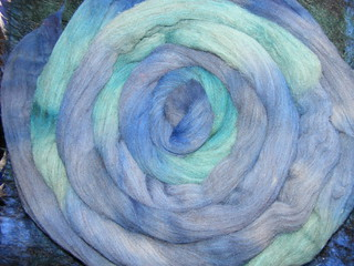 True Blue, merino darles