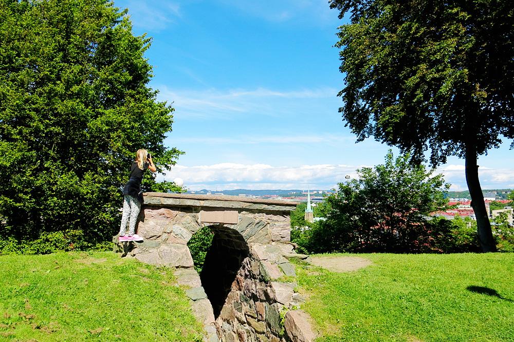 Turista i Göteborg