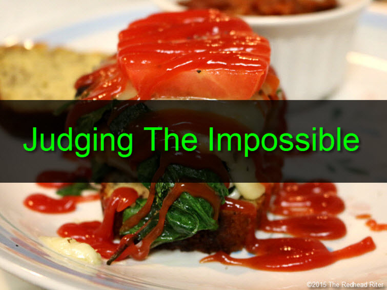 grain free burger sandwich Judging The Impossible sm