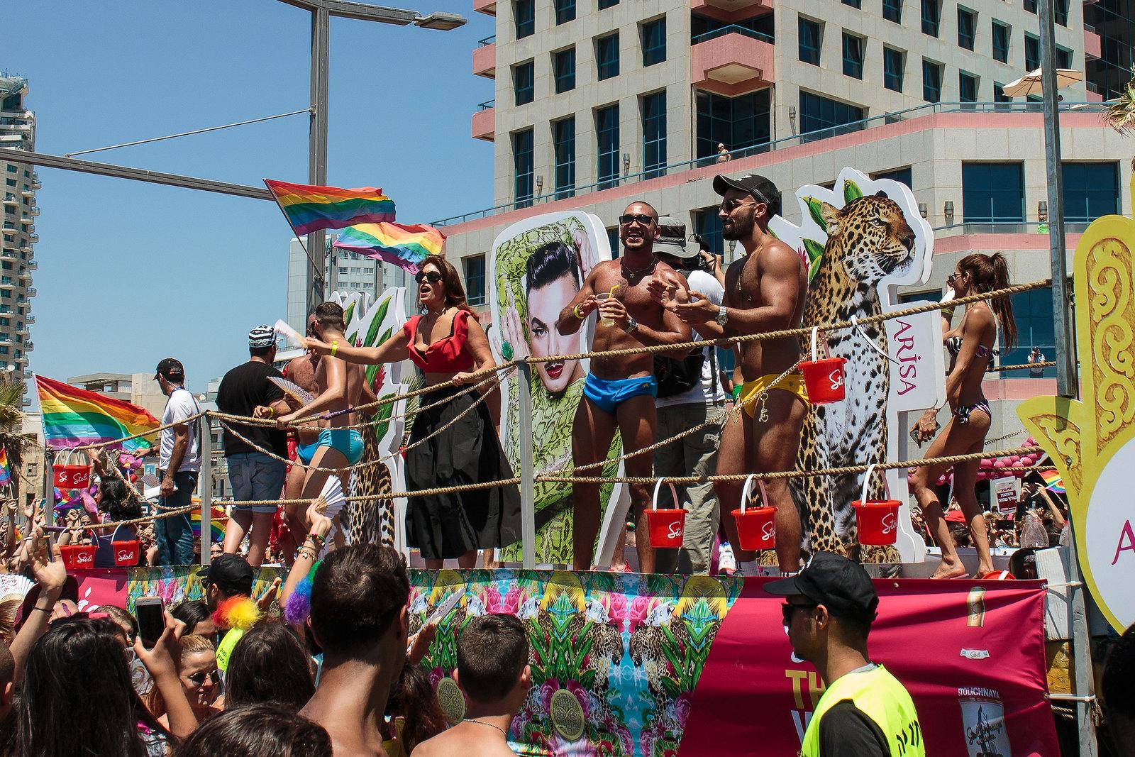 pride parade tel aviv 2015
