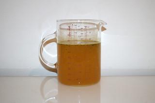 04 - Zutat Gemüsebrühe / Ingredient vegetable broth
