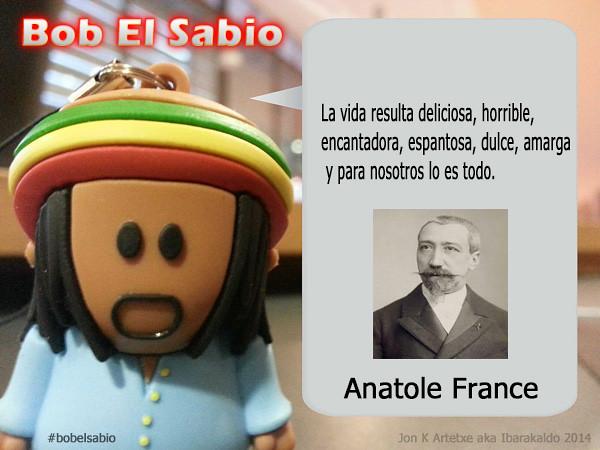 Bob El Sabio. La Vida 5