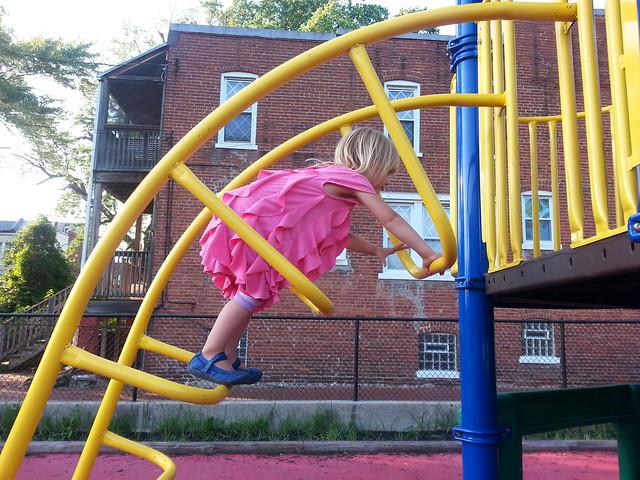 Playground with Ben