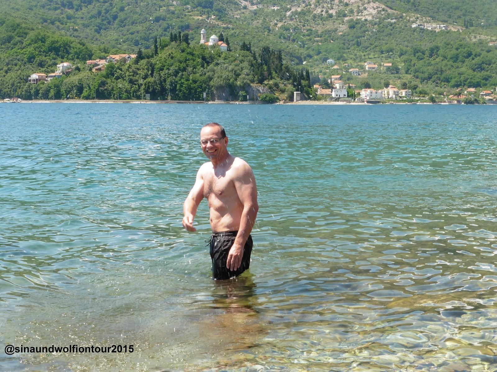 der beste Ehemann in der Bucht von Kotor