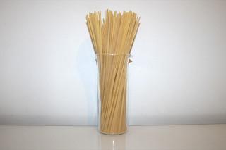 01 - Zutat Nudeln / Ingredient noodles (Bavette)